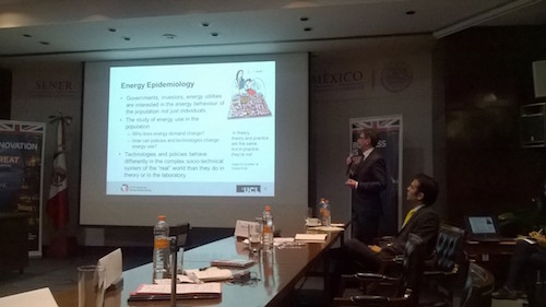 CEE Visit to Mexico-UK Energy Week