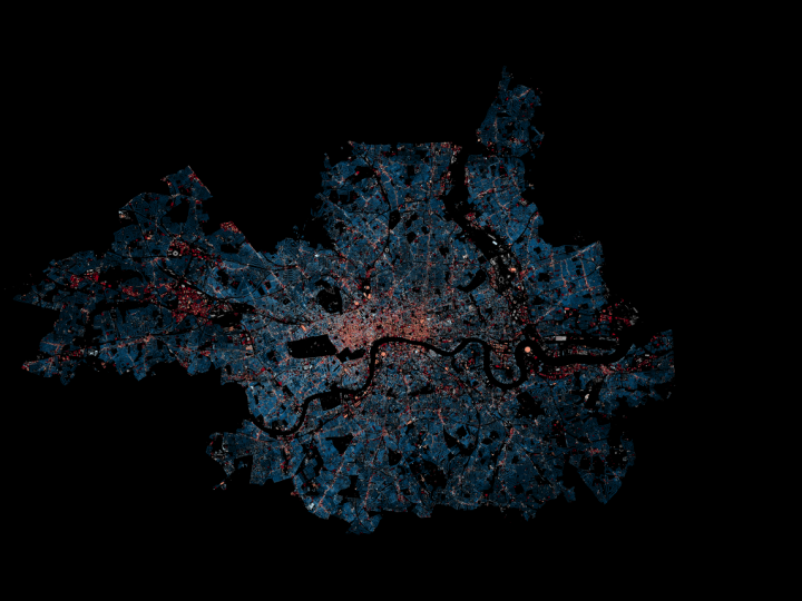 Greater London Authority commissions UCL to develop London Buildings Stock Model